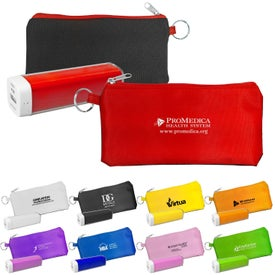 Colorful Power Bank Sets (2200 mAh, UL Listed)