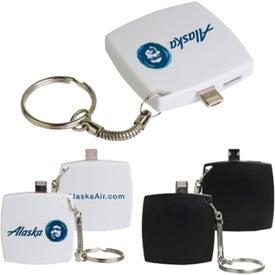 Flip Key Chain Power Bank