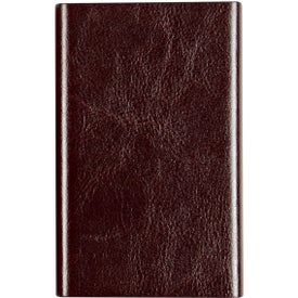 Leatherette Slim Power Bank (4000 mAh, UL Listed)