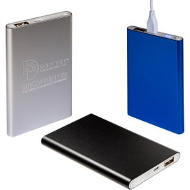 Metallic Lustre Power Bank (4000 mAh, UL Listed)