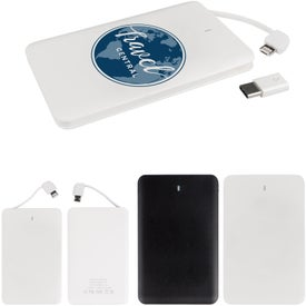 P2500 3-in-1 Flip Power Bank (2500 mAh)
