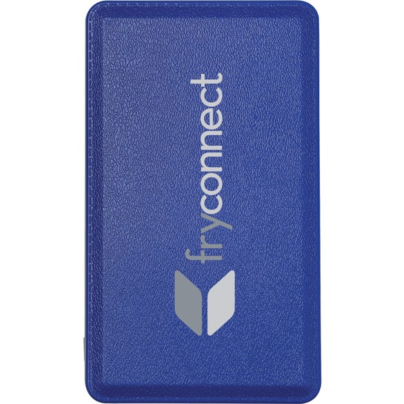 Blue Phase Wireless Power Bank