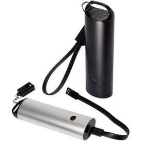 Power Bank with Bluetooth Speaker