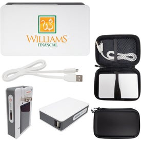 Powertrip II Power Bank with Emergency Solar Panel (6000 mAh)