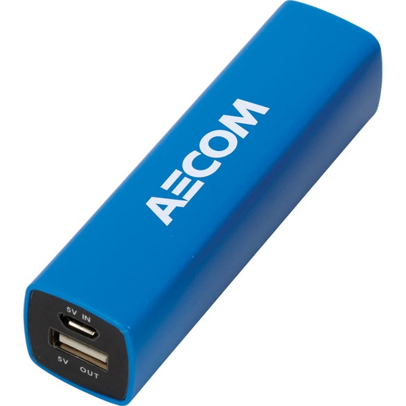 Blue Quad Power Bank