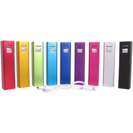 Rectangle Power Packs (2200 mAh)