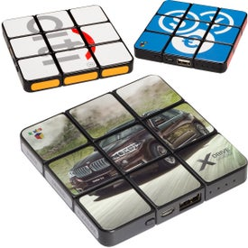 Rubik's Slim Power Bank