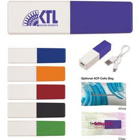 Two-Tone Power Bank