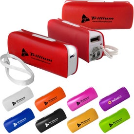UL Flashlight Power Bank