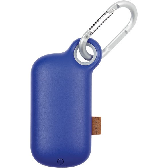 Blue Cobble Carabiner Power Bank