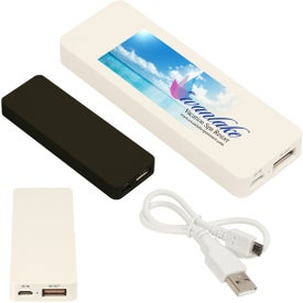 Power Bar Charger (2500 mAh, UL Listed)