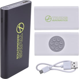 Wireless Power Bank (4000 mAh)
