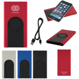 Wireless Power Bank (6000 mAh)