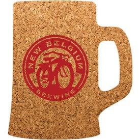 Beer Mug Cork Coasters