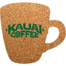 Coffee Cup Cork Coaster
