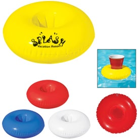 "Inflatable Beverage Float (10"")"