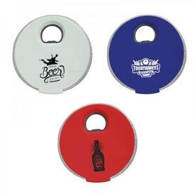 Lighten Up Coaster and Bottle Opener