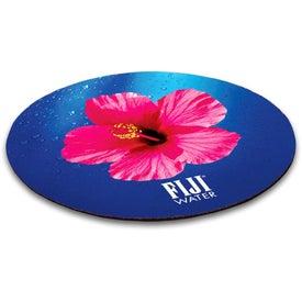 "PermaBrite Round Coaster (4"" Dia.)"