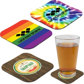 Rubber Coasters (4.25