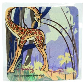 "Square Pieceless Puzzle Coaster (5"" x 5"" x 0.1563"")"