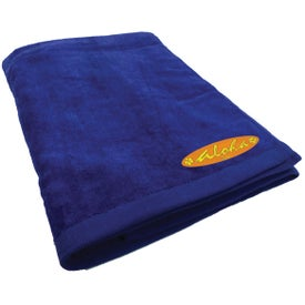 Absorbent Beach Towel