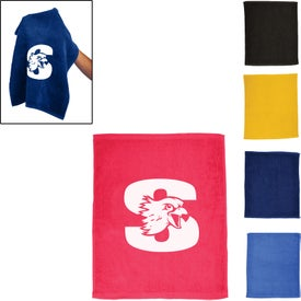 "Budget Rally Towel (15"" X 18"", Colors)"
