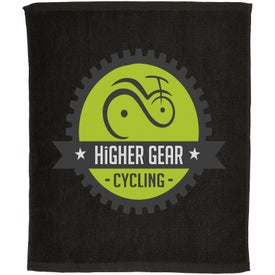 """Budget Rally Towels (15"""" x 18"""", White)"""