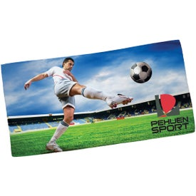 Dye-Sublimated Cooling Towel (12