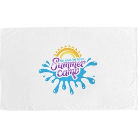 Riviera Beach Towels (White)
