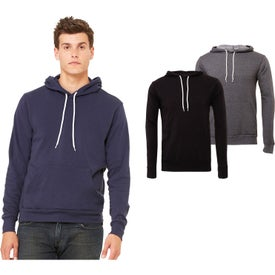 Bella+Canvas Unisex Pullover Fleece Hoodie