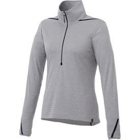Dege Eco Knit Half Zip Pullover by TRIMARK (Women's)