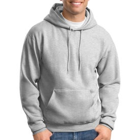 Hanes Ecosmart Pullover Hooded Sweatshirt (Colors)