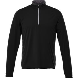 Vega Tech Quarter Zip Pullover by TRIMARK (Men's)