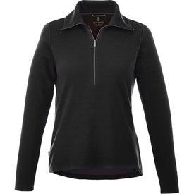 Stratton Knit Half Zip Jacket By TRIMARK (Women's)