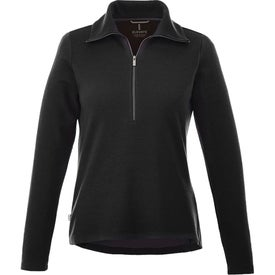 Stratton Knit Half Zip Jacket By TRIMARK (Women's)
