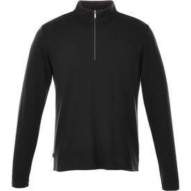 Stratton Knit Quarter Zip Jacket by TRIMARK (Men's)