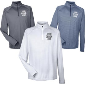 Under Armour Tech Stripe Quarter Zip Jackets (Men''s)