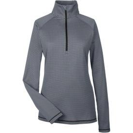 Under Armour Tech Stripe Quarter Zip Jacket (Women's)