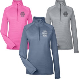 Under Armour Tech Stripe Quarter Zip Jacket (Women's)