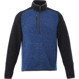 Vorlage Half Zip Knit Jackets by TRIMARK (Men''s)