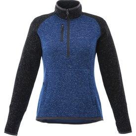 Vorlage Half Zip Knit Jacket by TRIMARK (Women's)