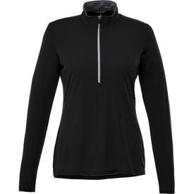 Vega Tech Half Zip Pullover by TRIMARK (Women's)