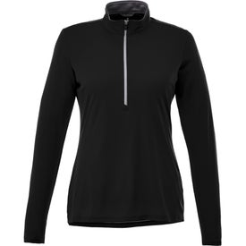 Vega Tech Half Zip Pullover by TRIMARK (Women's)