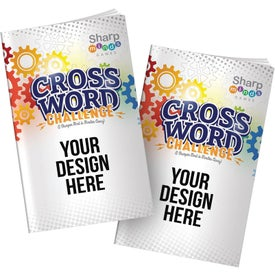Sharp Minds Crossword Challenge (26 Sheets)