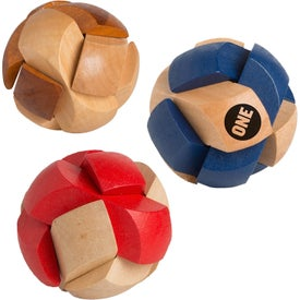 Wooden Soccer Ball Puzzles
