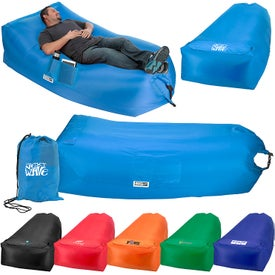 Big Lazy Inflatable Lounger