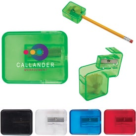 Flip Top Pencil Sharpener