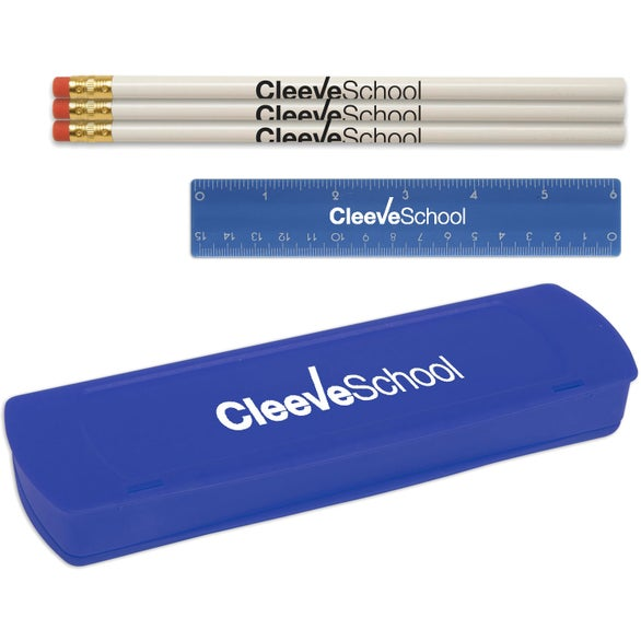 Blue Back to School Kit