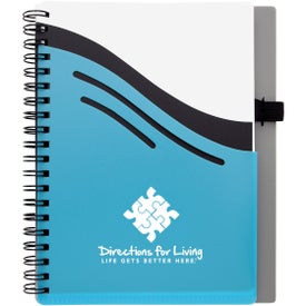 "5"" x 7"" Double Dip Spiral Notebook"