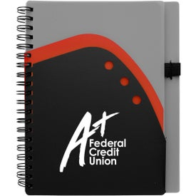 "5"" x 7"" Double Ridge Spiral Notebook"
